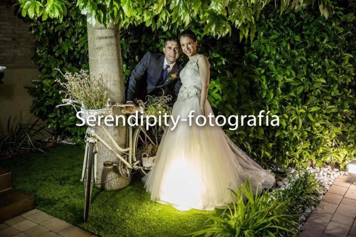 De boda en el Salón Campos