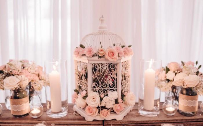 """Claves para decorar una boda """"Vintage"""""""