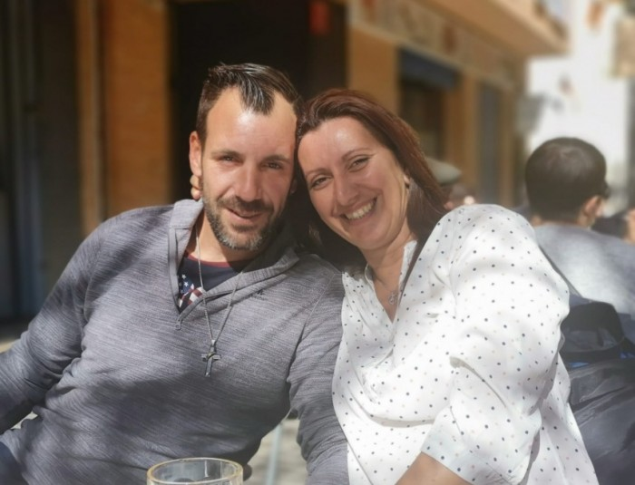 Yo tuve que cambiar mi fecha de boda por Coronavirus. La opinión de Ángela y David.