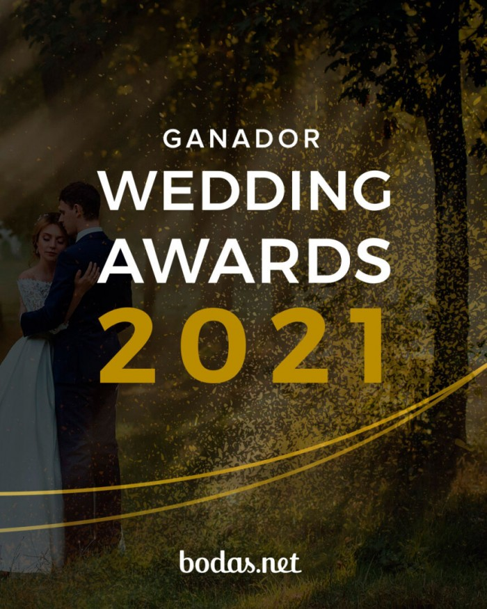 Ganadores Wedding Awards 2021